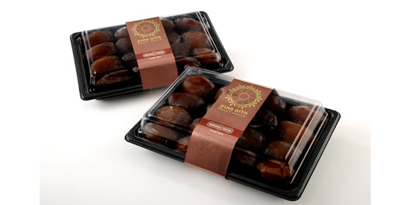 Date packaging design according to standards