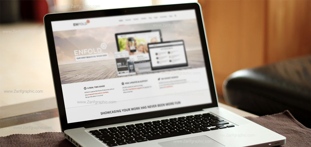 طراحی حرفه ای سایت با ورد پرس