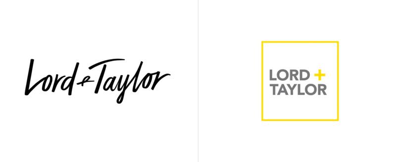 طراحی مجدد لوگوهای بزرگ دنیا در سال 2019