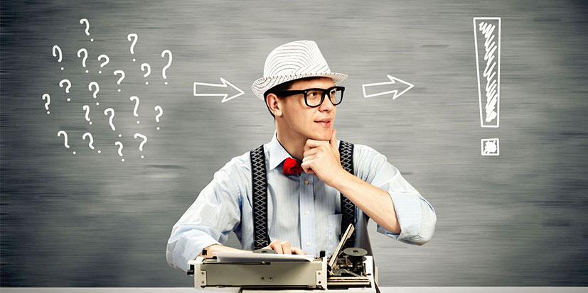 محتوا نویسان حرفه ای