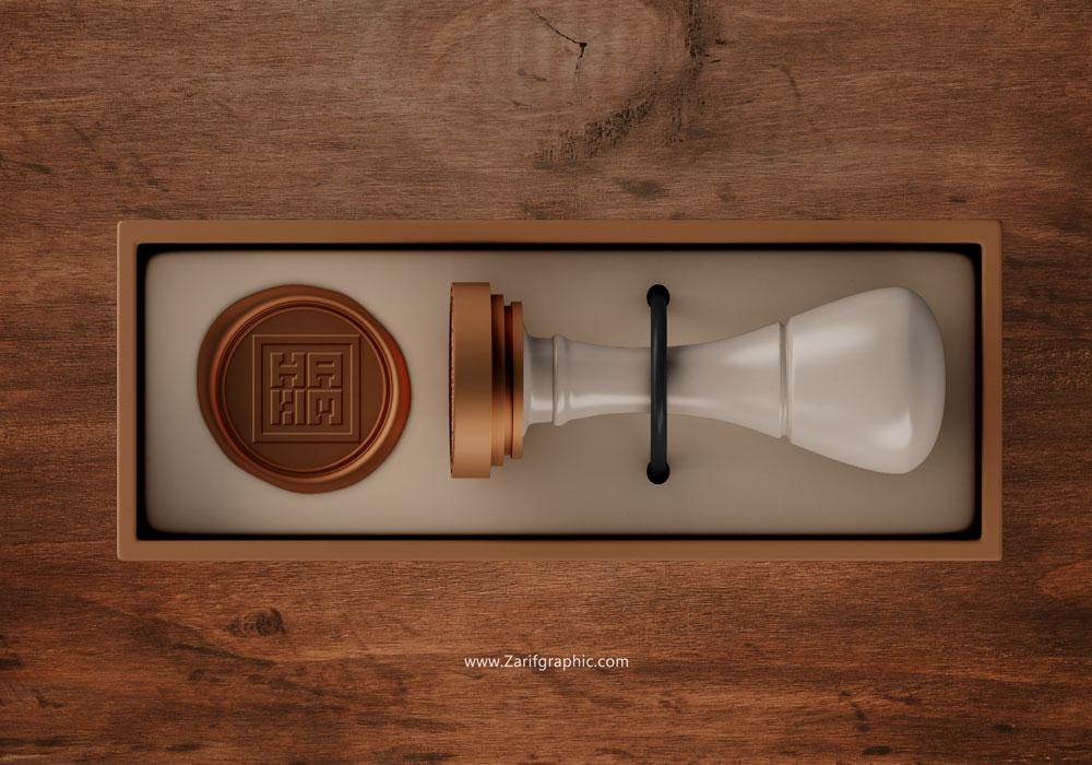 طراحی لوگو دکوراسیون داخلی در ظریف گرافیک