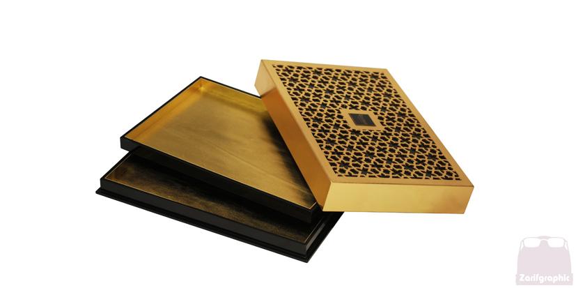 طراحی خلاقانه بسته بندی شکلات مواد غذایی