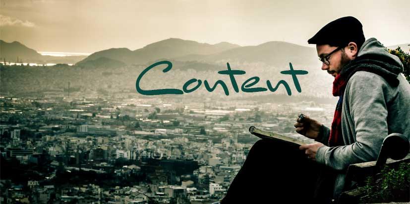 تولید محتوای خلاقانه در مشهد