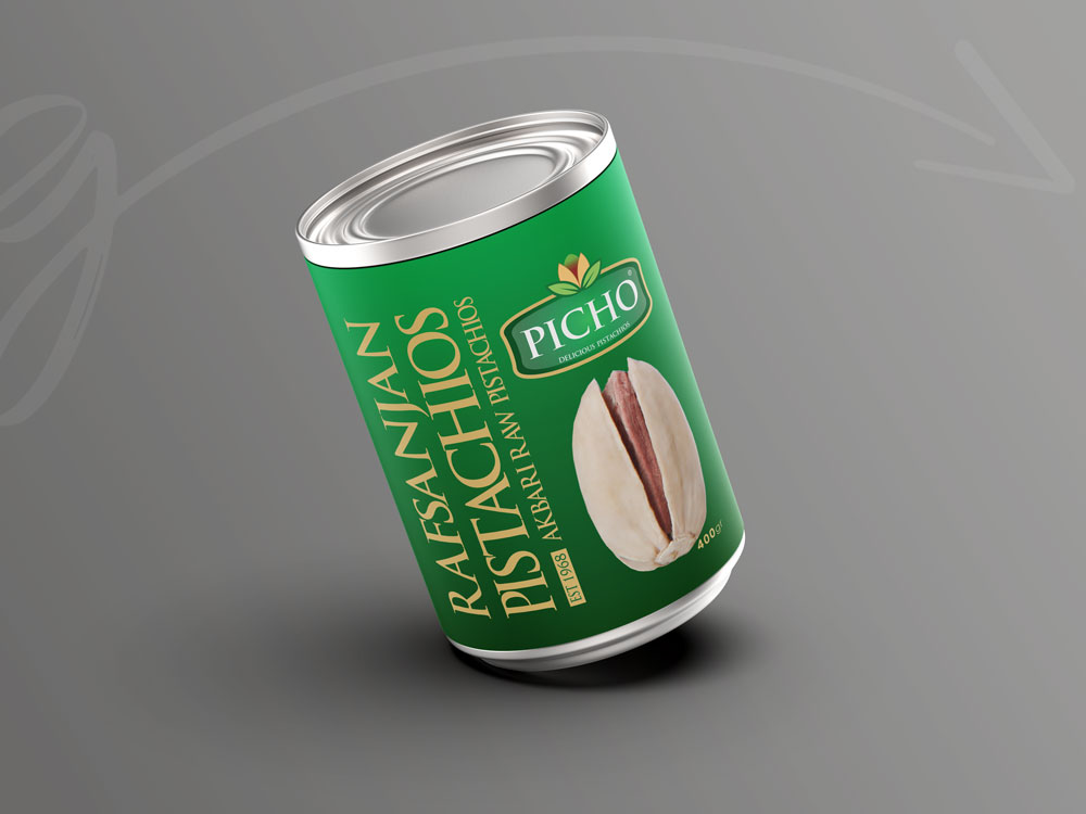 picho packaging design
