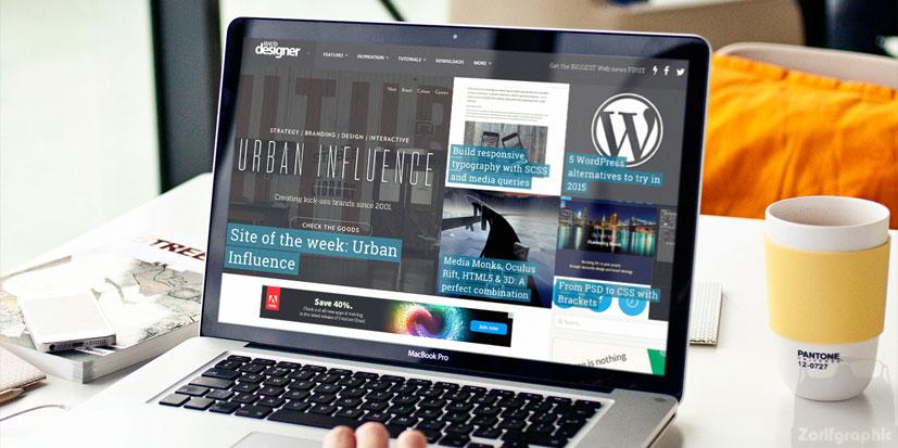 طراحی ux سایت