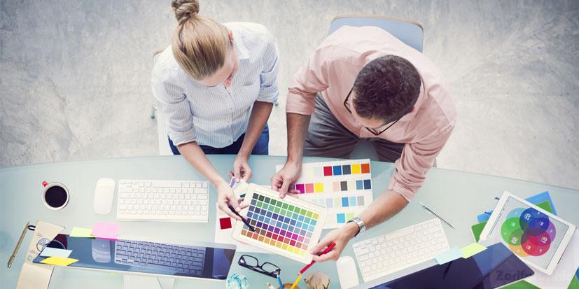 طراحی جلد کتاب ظریف گرافیک