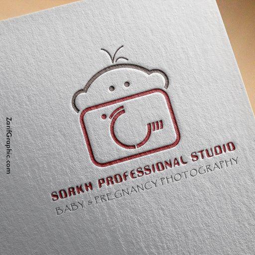 طراحی لوگو ظریف گرافیک