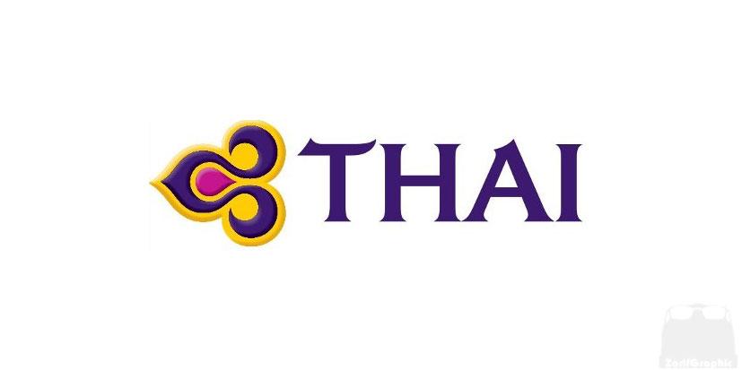 طراحی لوگو ایرلاین تایلند