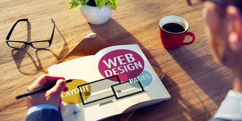 طراحی تجربه کاربری ظریف گرافیک