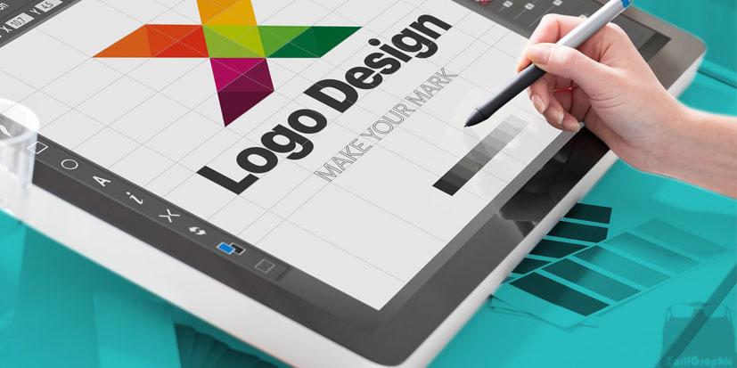 طراحی لوگو خلاقانه