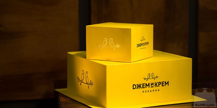 رنگ زرد در طراحی بسته بندی