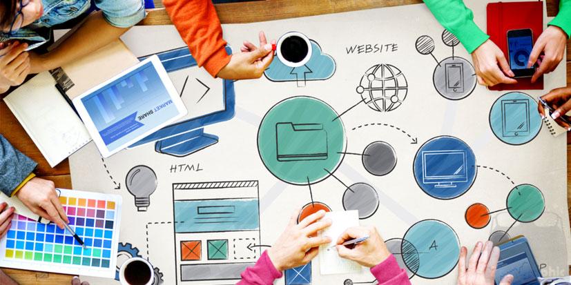 دیجیتال مارکتینگ ظریف گرافیک