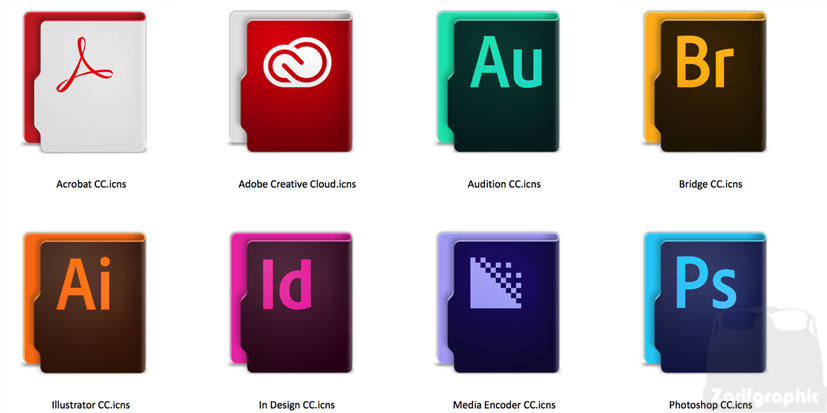 نرم افزارهای شرکت ادوبی