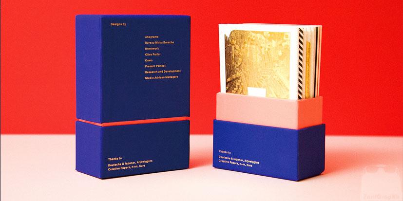 طراحی بسته بندی حرفه ای ظریف گرافیک