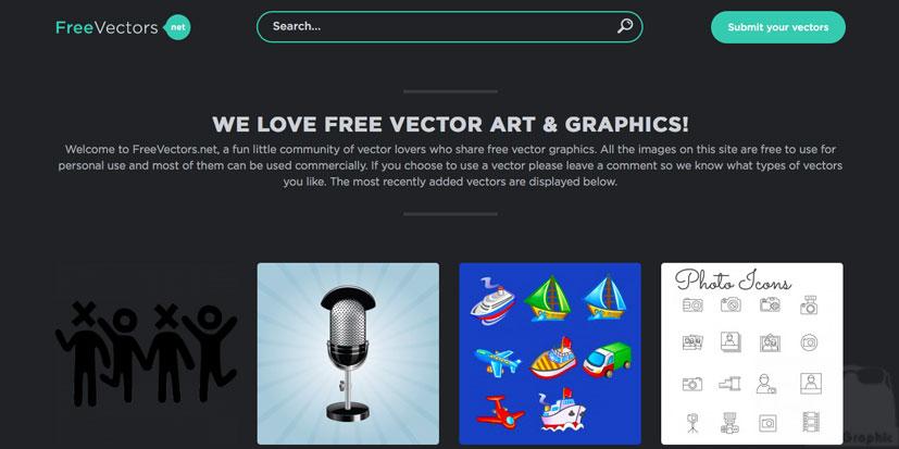دانلود وکتور freevector.net