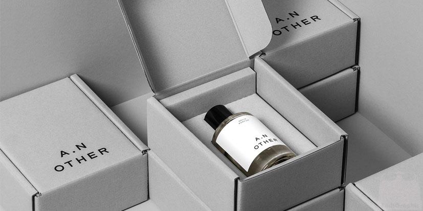 خاکستری در طراحی بسته بندی