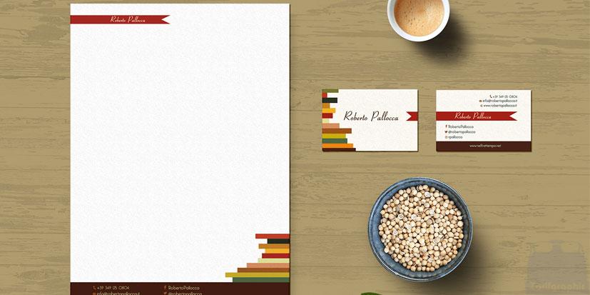 طراحی لوگو و طراحی هوبت بصری
