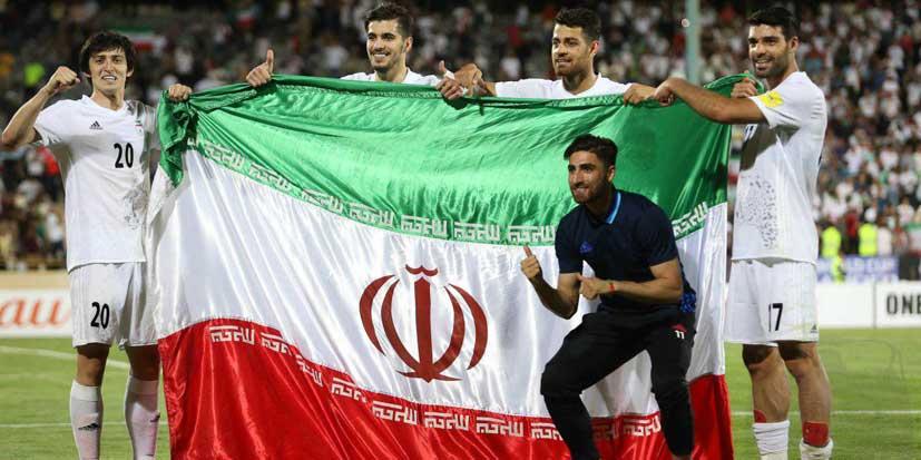 طراحی هواپیمای تیم ملی فوتبال ایران در جام جهانی 2018