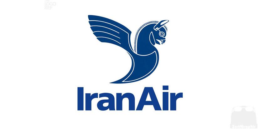 طراحی لوگو ایران ایر