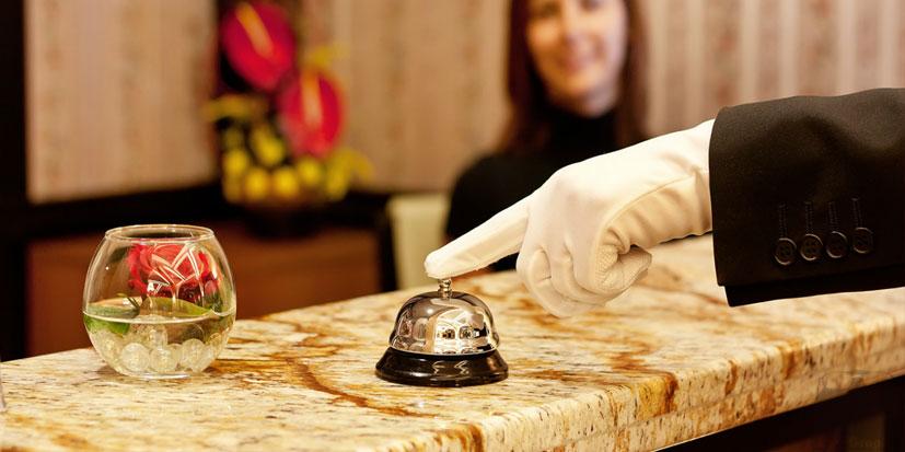 نمونه سایت هتل