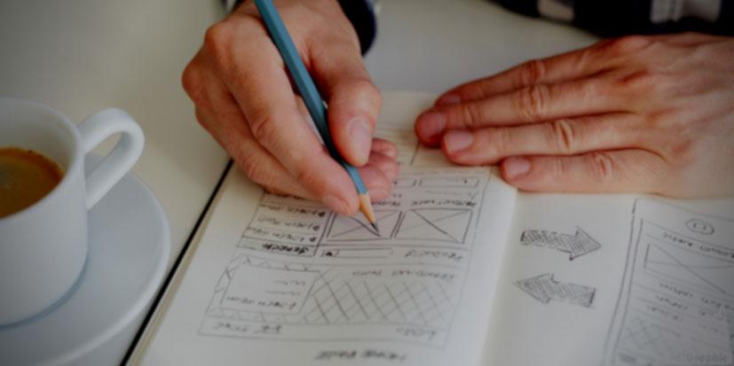 طراحی سایت حرفه ای ظریف گرافیک