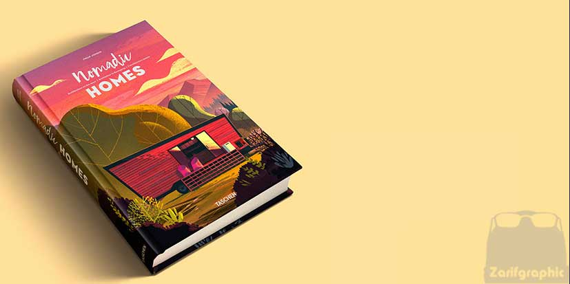 طراحی کتاب 2018
