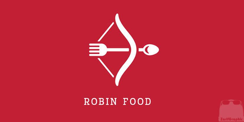 طراحی لوگو مواد غذایی حرفه ای