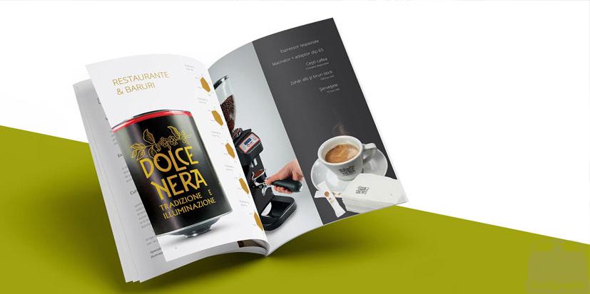 طراحی کاتالوگ و بروشور ظریف گرافیک
