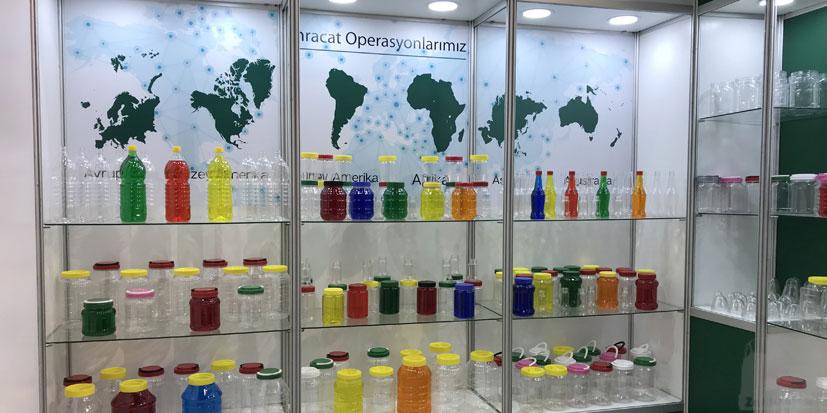 نمایشگاه صنایع بسته بندی ترکیه 2018