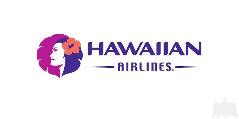 طراحی لوگو ایرلاین هاوایی