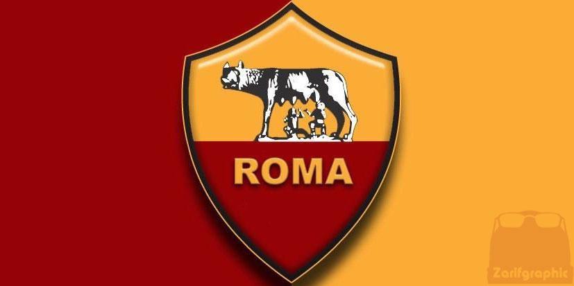 لوگوی باشگاه آ. اس رم