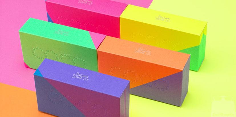 طراحی بسته بندی ظریف گرافیک
