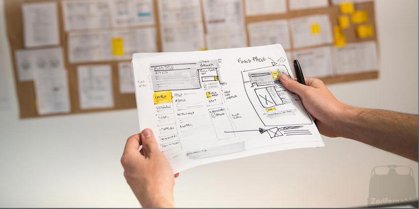 طراحی ux حرفه ای