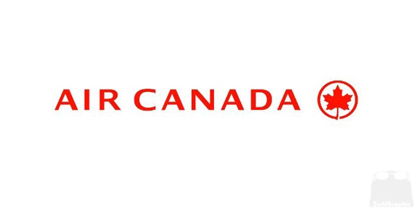 طراحی لوگو ایرلاین کانادا