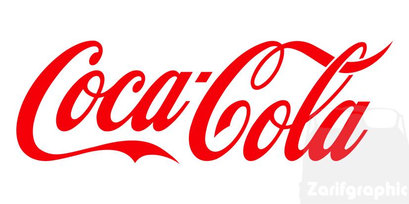 لوگو کوکا کولا