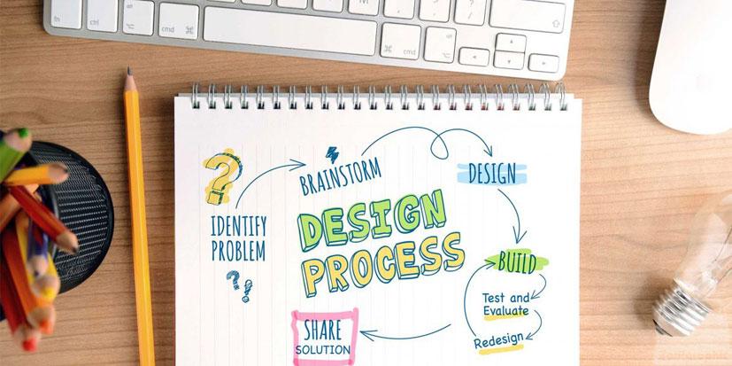طراحی سایت تبلیغاتی ظریف گرافیک