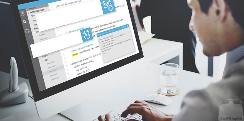 طراحی سایت تالار گفتگو