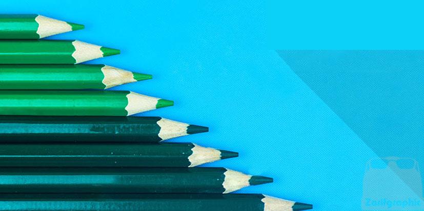روانشناسی رنگ آبی در طراحی لوگو
