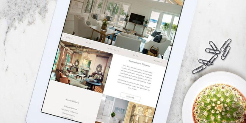 طراحی سایت هتل ظریف گرافیک