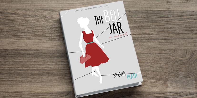طراحی جلد کتاب خلاقانه
