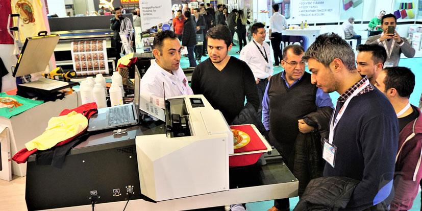 نمایشگاه صنعت بسته بندی استانبول 2018