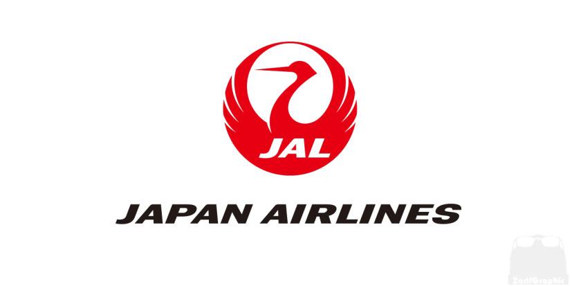 طراحی لوگو ژاپن ایرلاینز