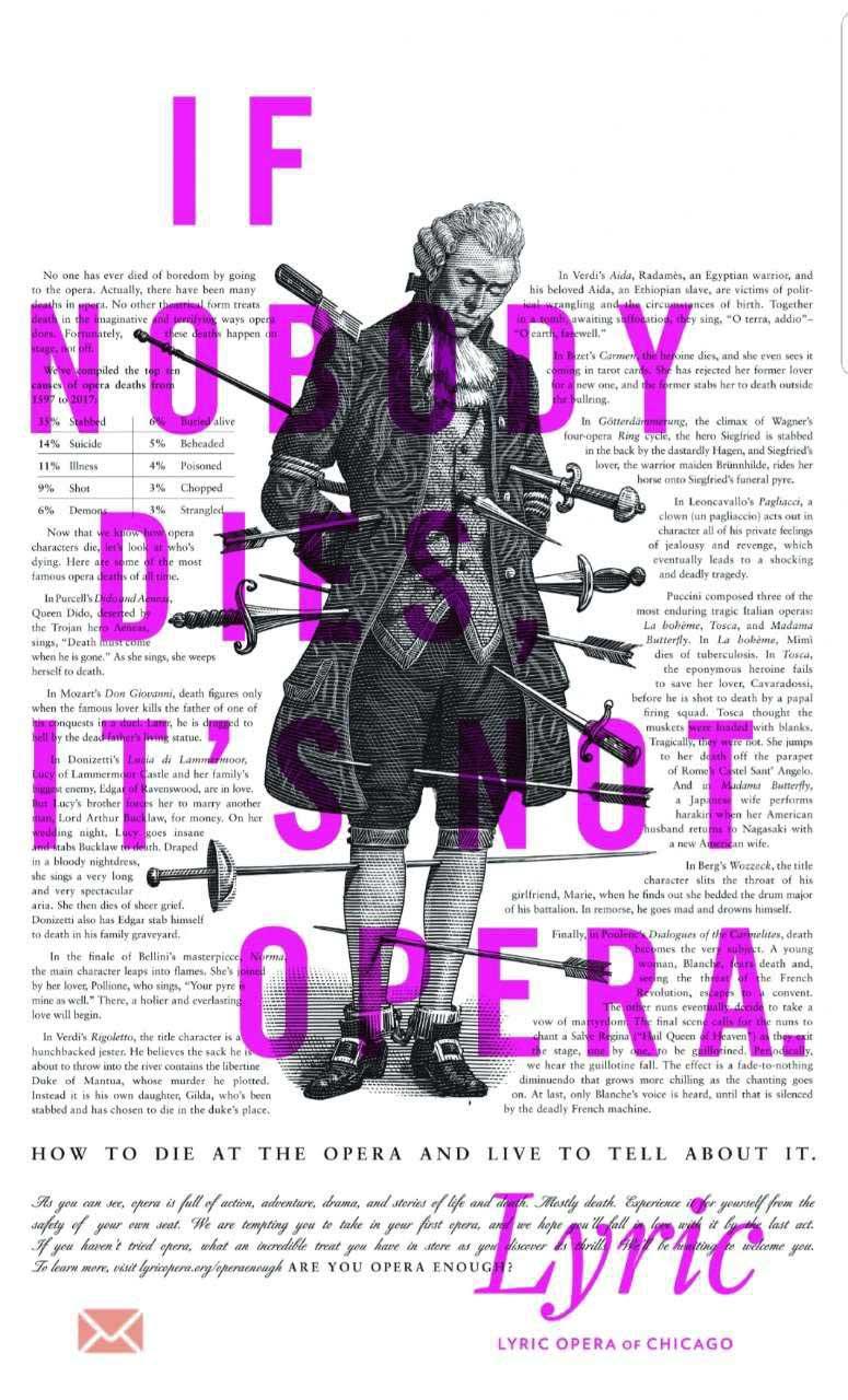 اپرای شیکاگو در اسکار تبلیغات 2018