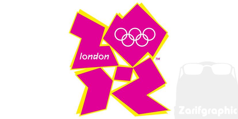 لوگوی المپیک 2012 لندن