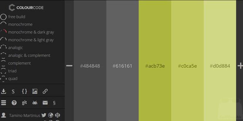 ابزار colorcode